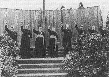 Did The Vatican Make Nazism Possible in Germany and Croatia