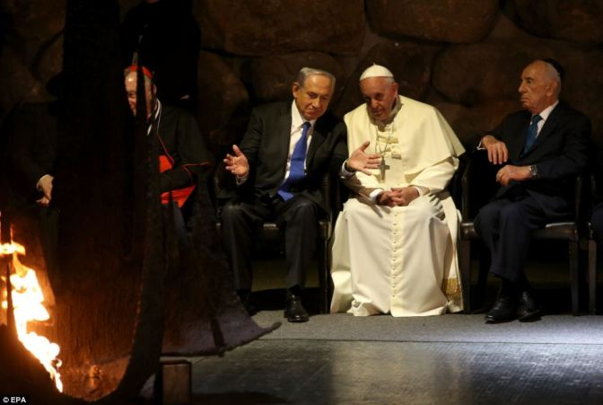 Pope: World is at war but it's not a war of religions but for power